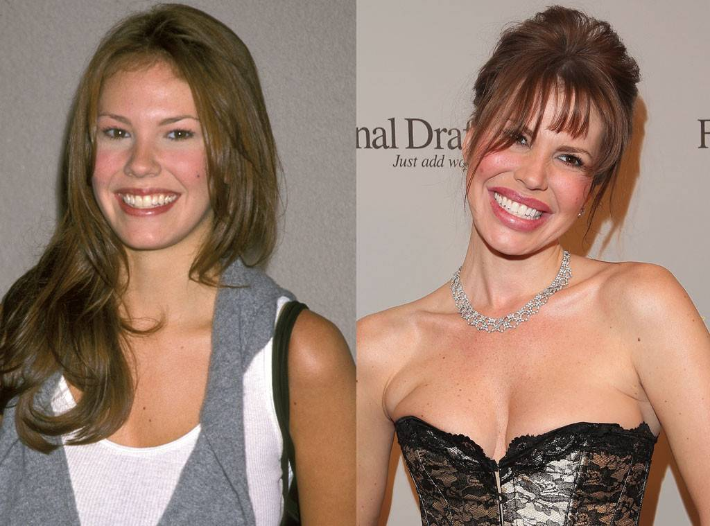 Nikki Cox Plastic Surgery Before After 1