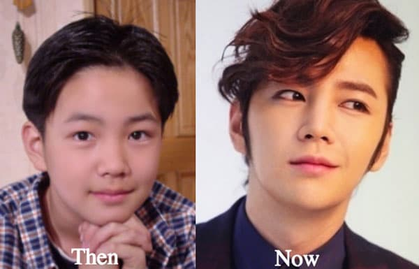 Jang Geun Suk Face Before Plastic Surgery photo - 1