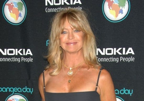 Goldie Hawn Before After Plastic Surgery 1
