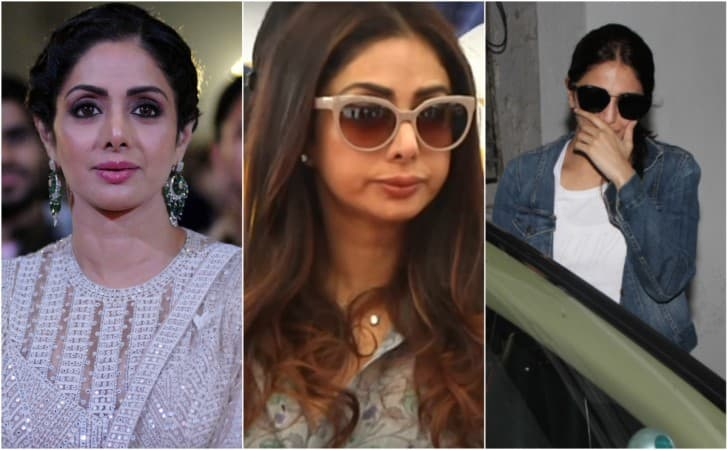 Sridevi Before And After Plastic Surgery 1