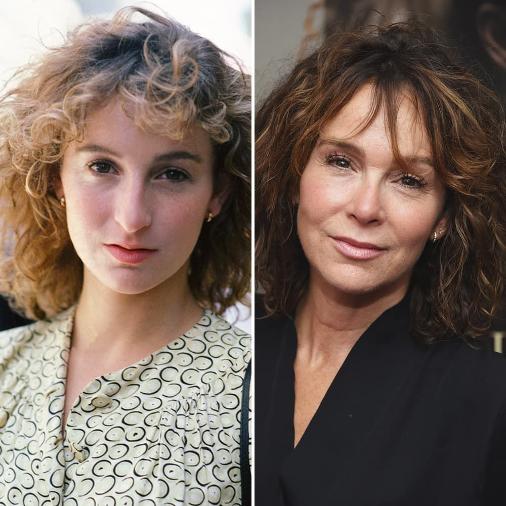 Jennifer Grey Plastic Surgery Before After photo - 1