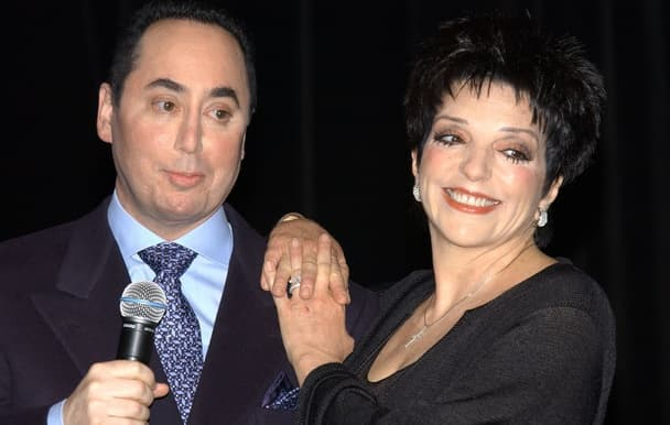 David Gest Young Before Plastic Surgery Ey photo - 1