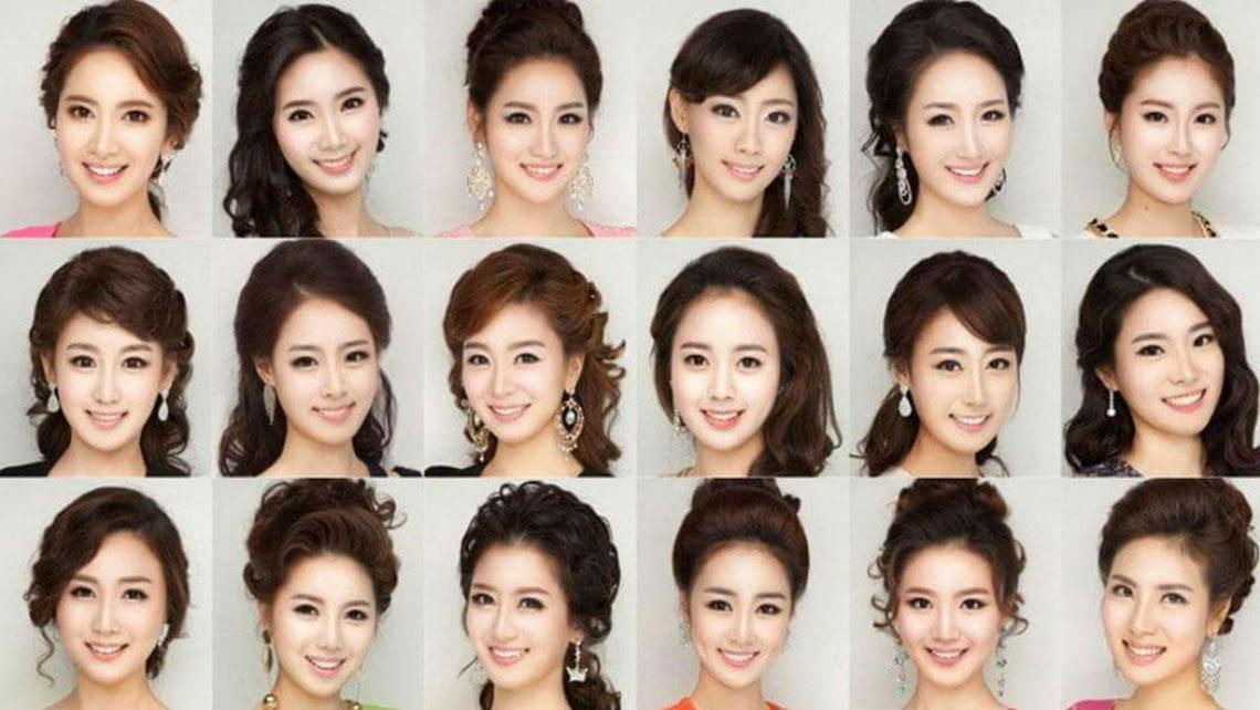 Koreans Before And After Plastic Surgery 1