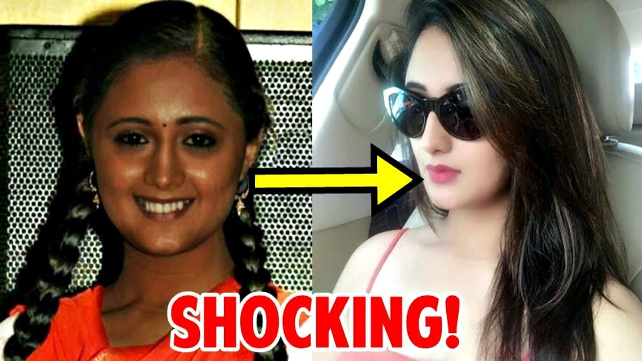 Mouni Roy Picture Before Plastic Surgery 1