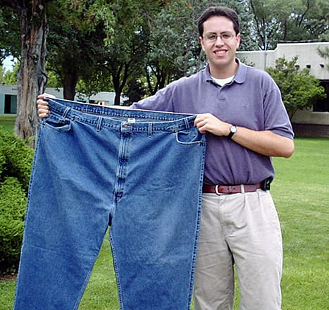 Jared Fogle Before And After Plastic Surgery photo - 1