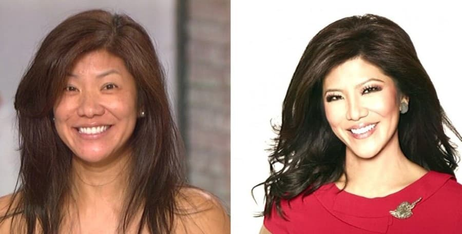 Julie Chen Before Plastic Surgery Pictures 1