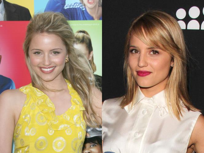 Dianna Agron Before And After Plastic Surgery photo - 1