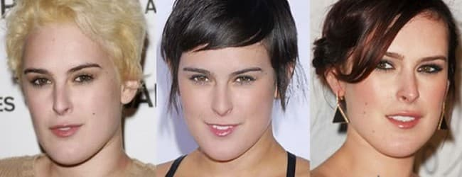Rumer Willis Before And After Plastic Surgery photo - 1