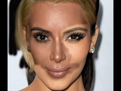 Kardashian Before And After Plastic Surgery 1