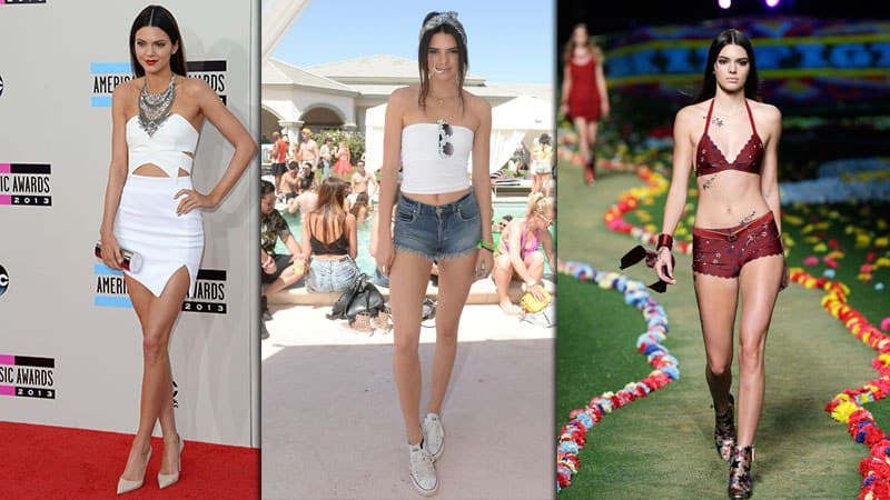 Kylie Jenner Body Before After Plastic Surgery photo - 1
