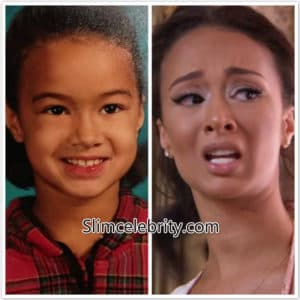 Draya Michele Before Plastic Surgery 1
