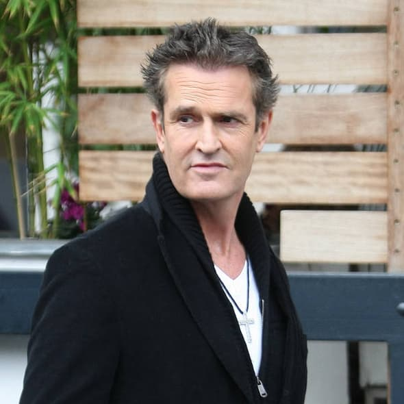 Rupert Everett Plastic Surgery Before And After photo - 1