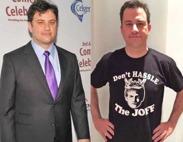 Jimmy Kimmel Before And After Plastic Surgery 1