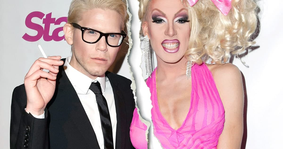 Alaska Before After Plastic Surgery Drag Race 1