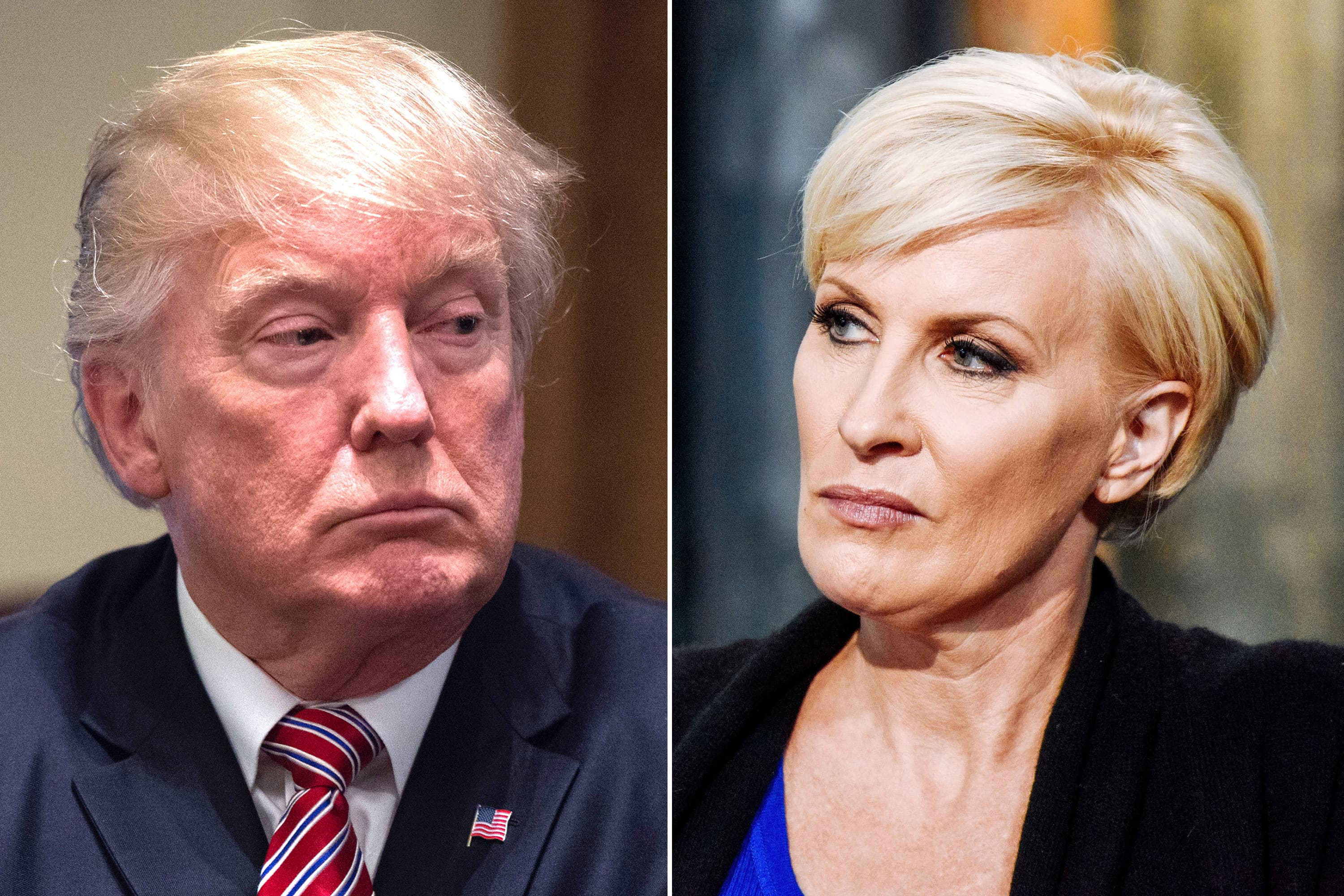 Mika Brzezinski Plastic Surgery Before After 1