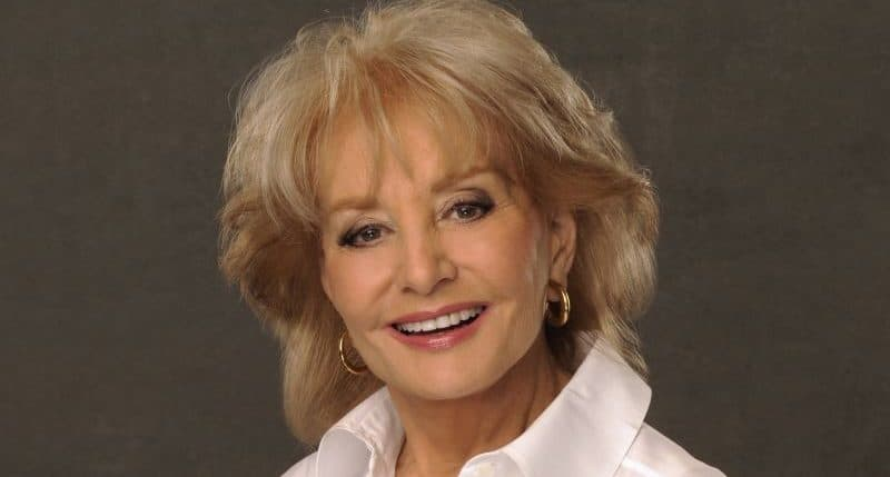 Barbara Walters Before And After Plastic Surgery 1