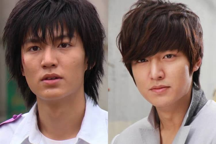 Lee Min Ho Plastic Surgery Before And After Photo 1
