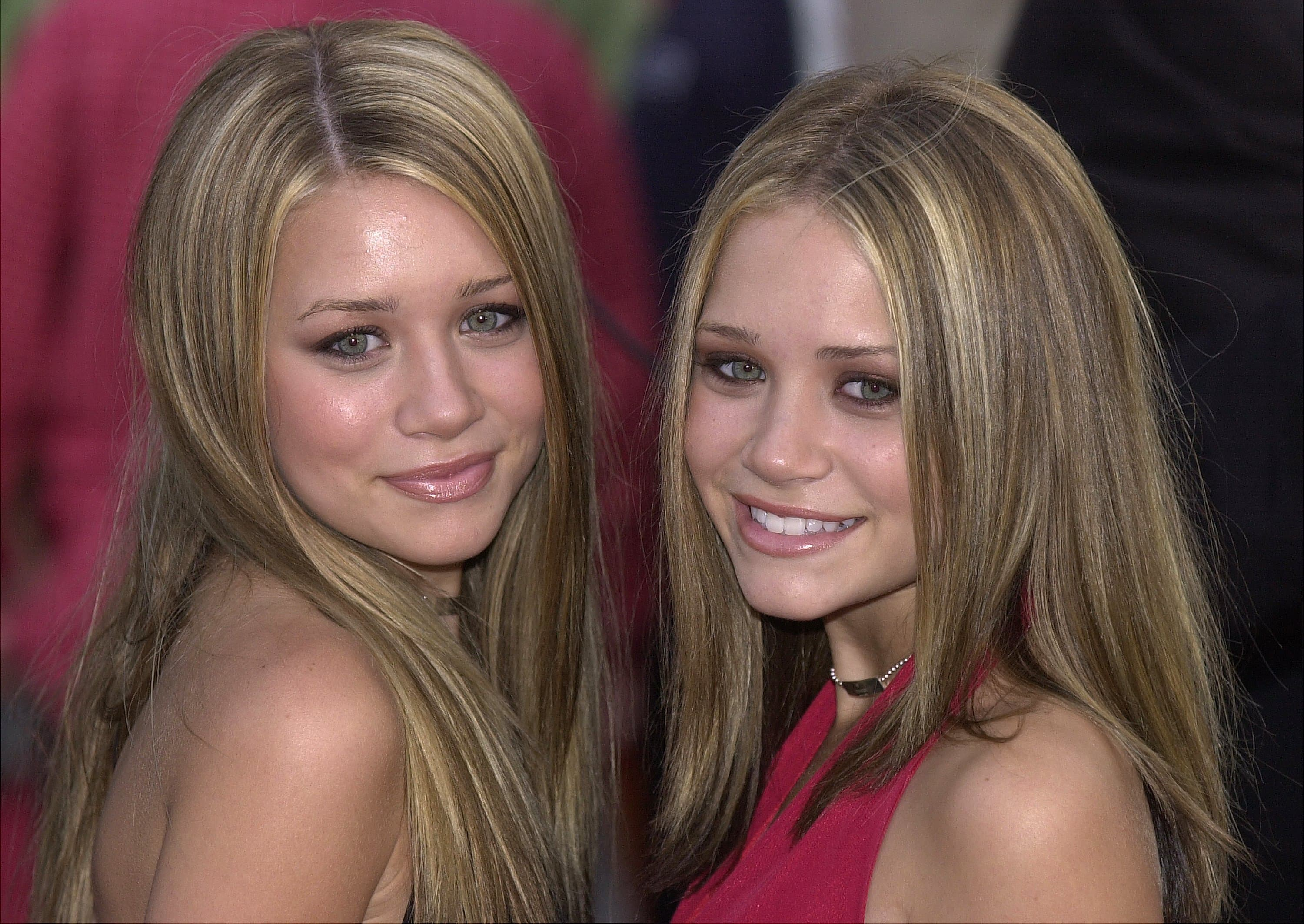 Mary Kate And Ashley Olsen Before Plastic Surgery 1
