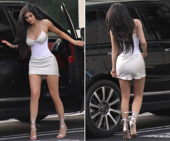 Kylie Jenner Before And After Body Plastic Surgery 1
