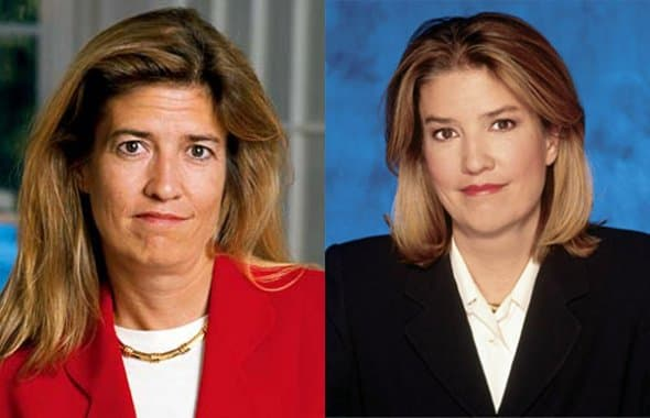 Photos Of Greta Van Susteren Before Plastic Surgery 1