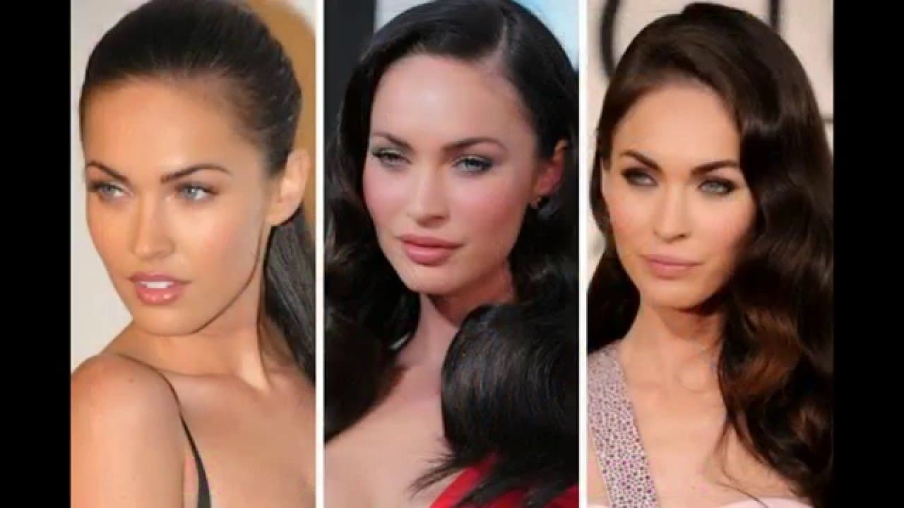 Photos Of Megan Fox Before And After Plastic Surgery 1