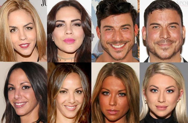 Vanderpump Rules Cast Before And After Plastic Surgery 1