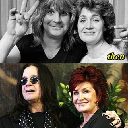 Ozzy Osbourne Plastic Surgery Before And After 1