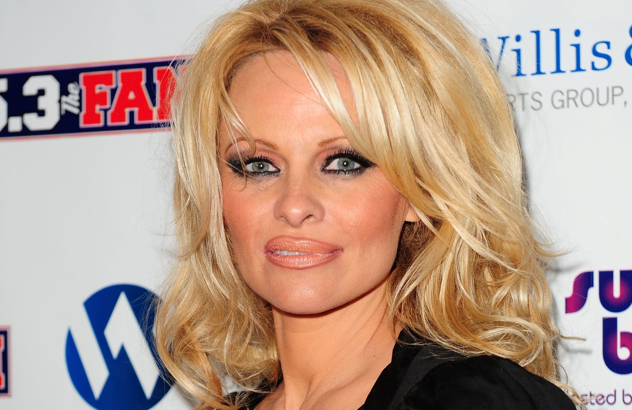 Pamela Anderson Before And After Plastic Surgery Images 1