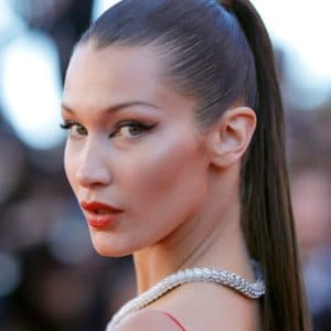 Bella Hadid Before And After Plastic Surgery Pictures 1