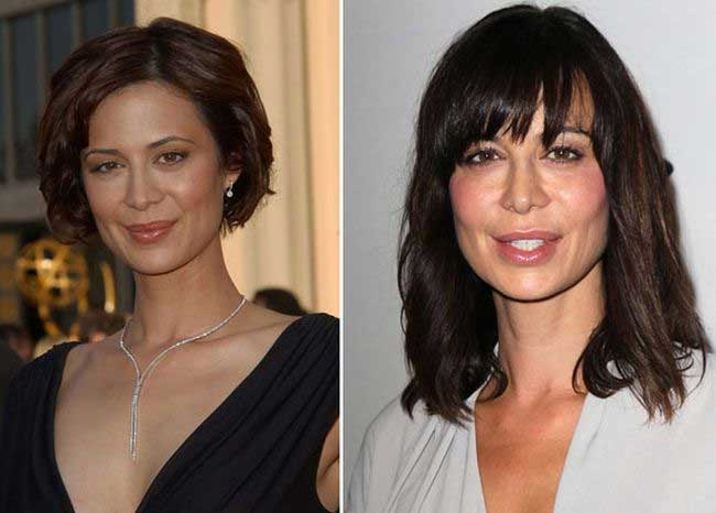Catherine Bell Before Plastic Surgery 1