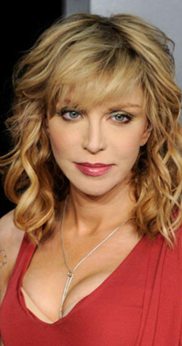 Courtney Love Before Plastic Surgery 1