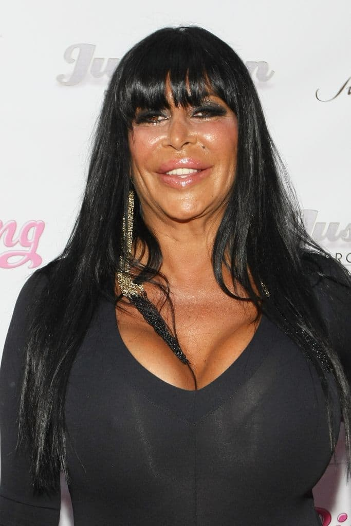 Pictures Of Big Ang From Mob Wives Before Plastic Surgery