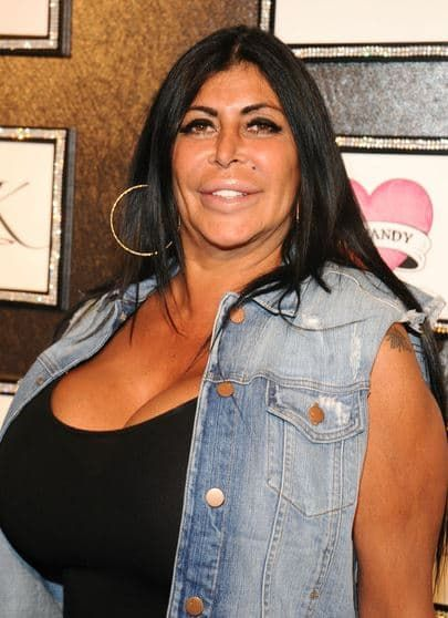 Big Ang From Mob Wives Before Plastic Surgery