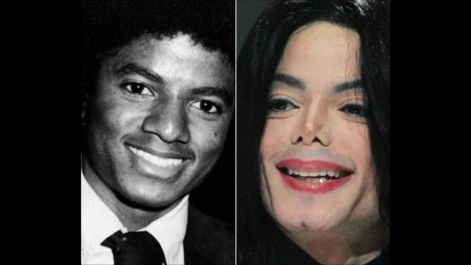 The Jacksons Before Plastic Surgery 1