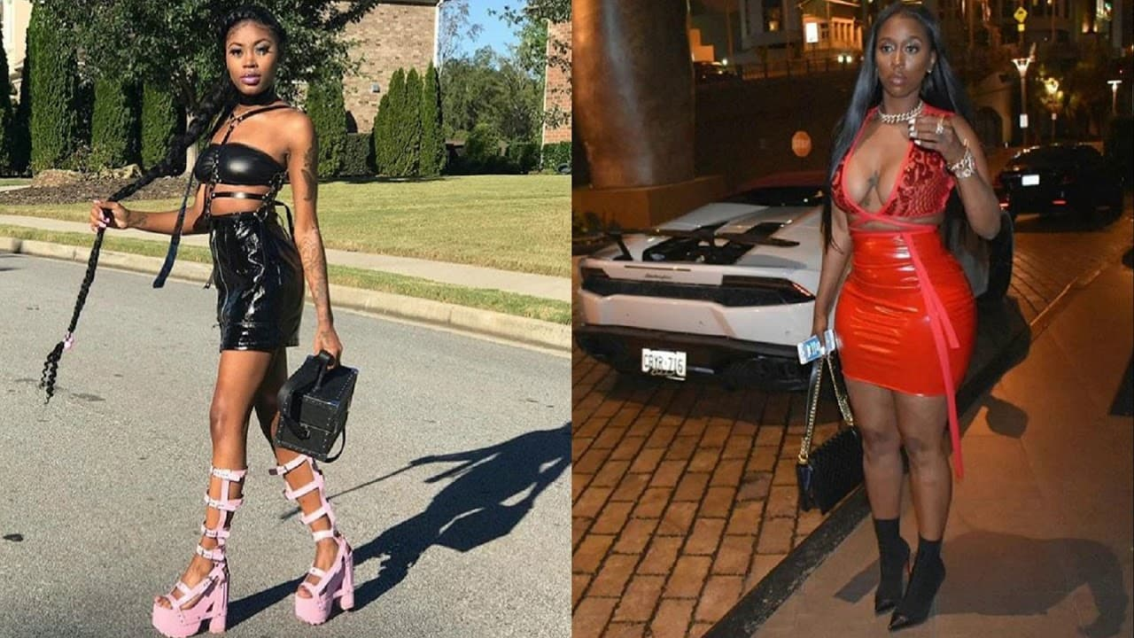 Kash Doll Before Plastic Surgery 1