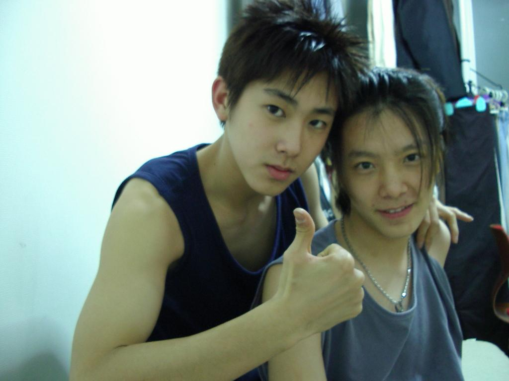 Yunho Before Plastic Surgery 1