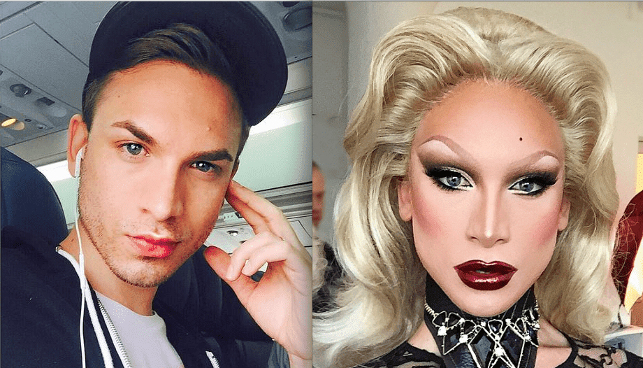 Drag Queens Before Plastic Surgery 1