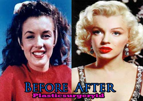 Before Plastic Surgery Marilyn Monroe photo - 1