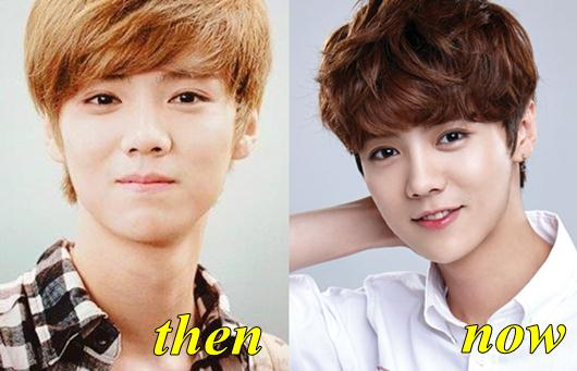 Luhan Before Plastic Surgery photo - 1