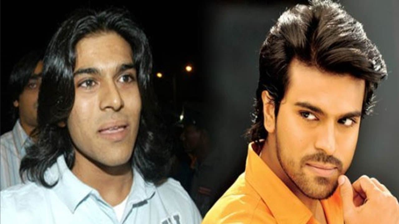 Ram Charan Before Plastic Surgery photo - 1