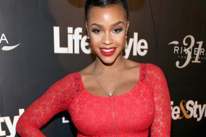 Masika Kalysha before surgery