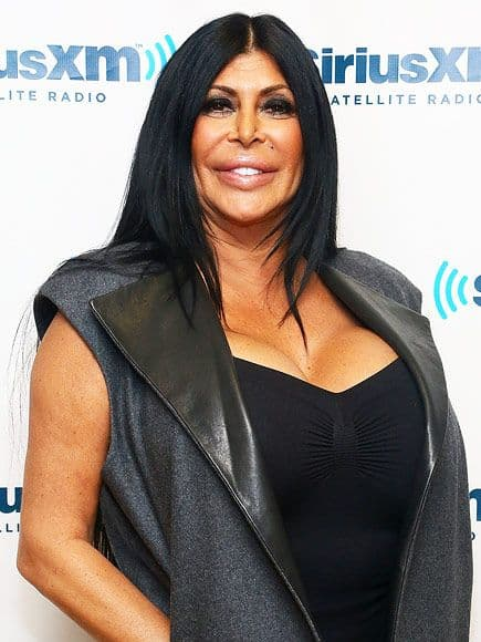 Big Ang Mob Wives Before And After Plastic Surgery