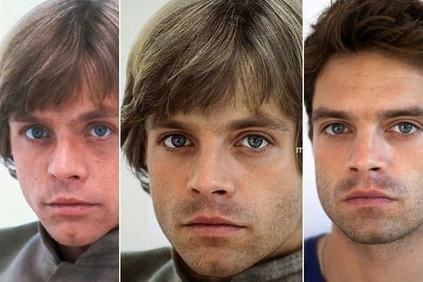 Young Mark Hamill Before Plastic Surgery Car Accident