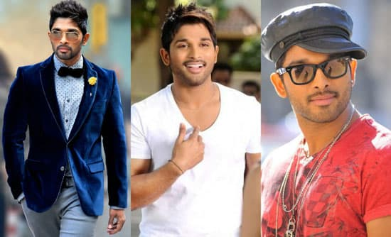 Allu Arjun Before Plastic Surgery Photos photo - 1