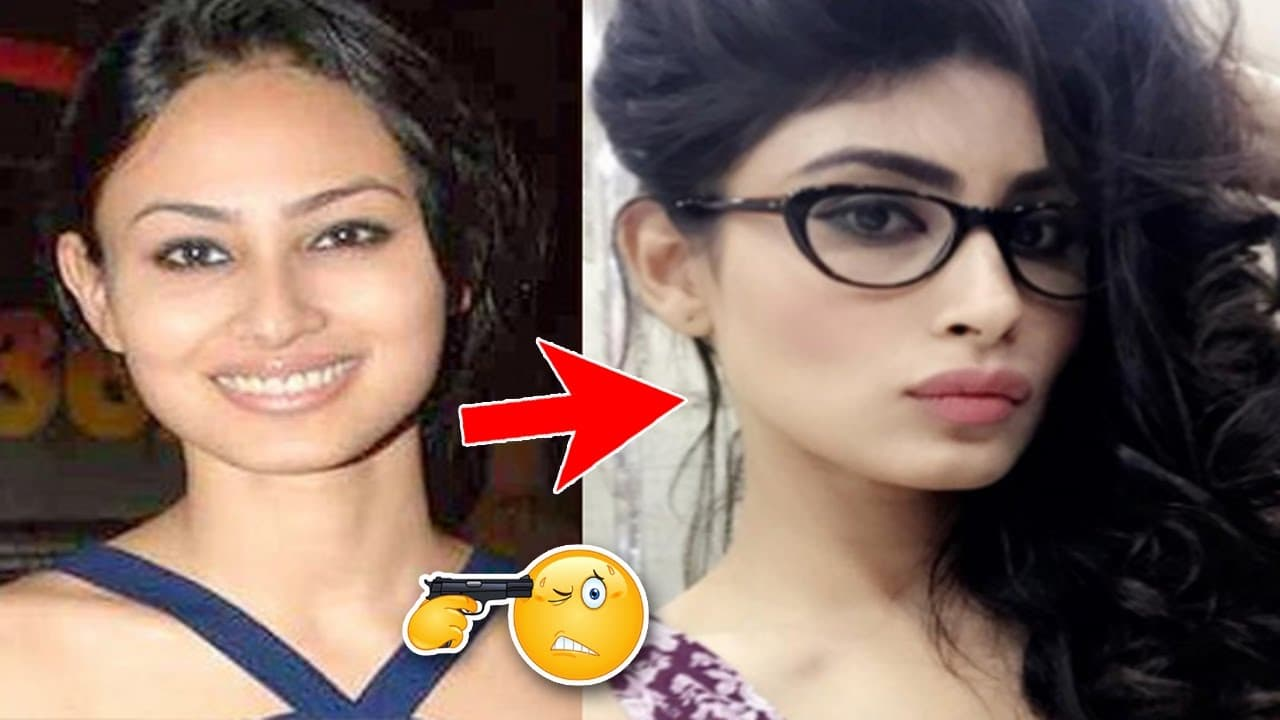 Before Plastic Surgery Mouni Roy photo - 1