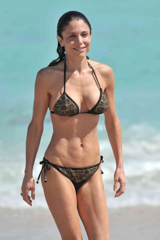 Bethenny Frankel Plastic Surgery Before And After photo - 1