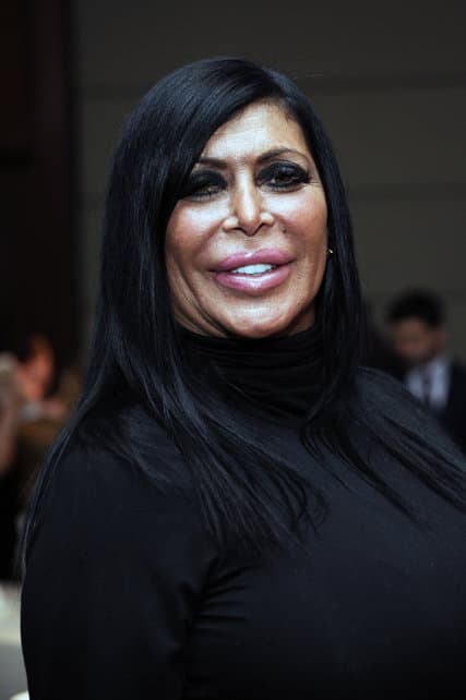 Big Ang Before Plastic Surgery photo - 1