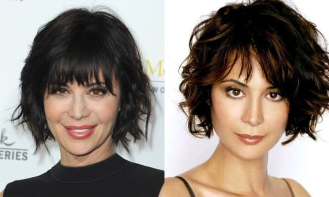 Catherine Bell Before And After Plastic Surgery Pics photo - 1