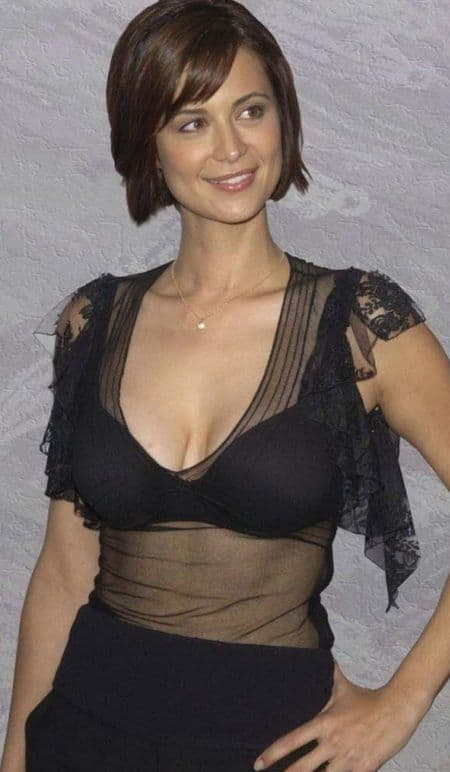 Catherine Bell Plastic Surgery Before And After photo - 1