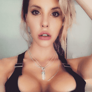 Chloe Lattanzi Before And After Plastic Surgery photo - 1